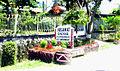 Welcome Gate To Pardamean, Siantar Marihat, Pematangsiantar.JPG
