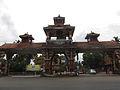 Welcome Gate or Swagatha Gopura Udupi.JPG