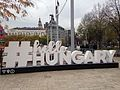 Welcome To Hangary sign in Budapest 01.jpg