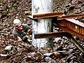 Welding for foundation (6267429297).jpg