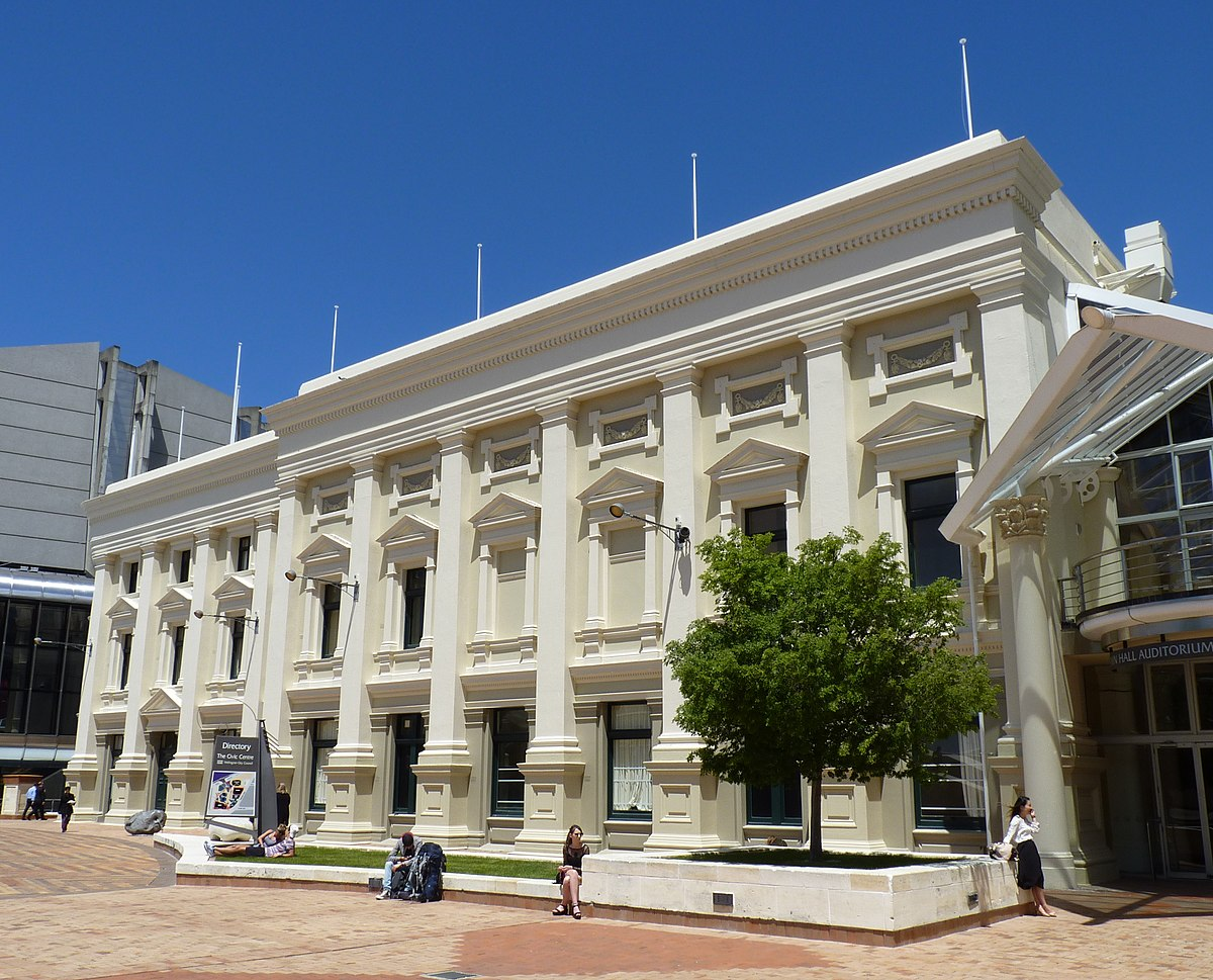 Heritage Square Commons >> Wellington Town Hall - Wikipedia
