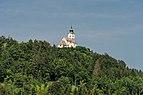Wernberg Sternberg Pfarrkirche hl. Georg SW-Ansicht 30052018 5844.jpg