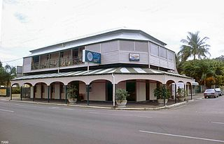 West End Hotel, Townsville