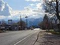 West at the SR-32 & SR-35 junction in Francis, Utah, Apr 16.jpg