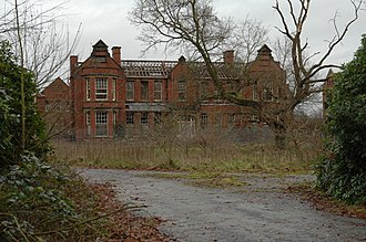 Whittingham Hospital - Cameron House Division in 2006