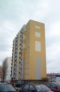 Wieżowiec-słubice