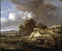 Wijnants, Jan - Landscape with Cow drinking - Google Art Project.jpg