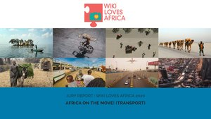 Jury report for Wiki Loves Africa 2020
