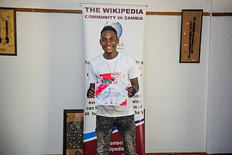 Wiki Loves Africa in Zambia Award Ceremony 2019 05.jpg