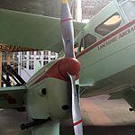 Wiki Loves Art --- Musée Royal de l'Armée et de l'Histoire Militaire, Hall de l'air 08.jpg