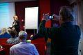 Wikimedia Nederland Conferentie 2013 (10643087534).jpg