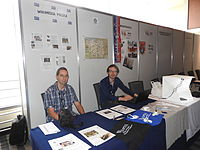 Wikimedia Polska at Wikimania 2015 by Maire 08.JPG