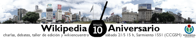 Wikipedia 10 Buenos Aires