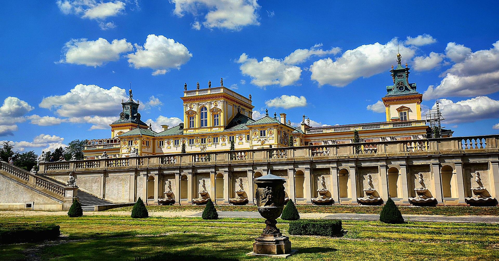Wilanów Palace in Warsaw2.jpg