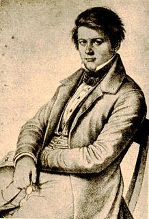 Wilhelm Waiblinger German poet