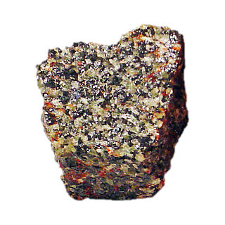 Willemite nesosilicate mineral