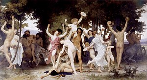 LITEROTERAPIA - Página 6 300px-William-Adolphe_Bouguereau_%281825-1905%29_-_The_Youth_of_Bacchus_%281884%29