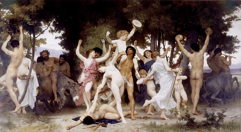 File:William-Adolphe Bouguereau (1825-1905) - The Youth of Bacchus (1884).jpg