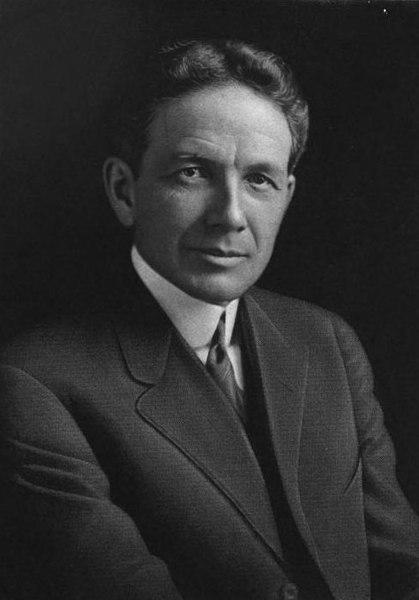 William C. Durant, fundador de General Motors.