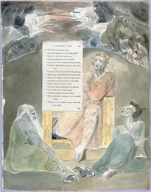 William Blake - The Poems of Thomas Gray, Design 61 The Bard 09.jpg