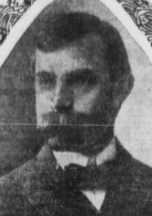 W.B. Mathews - Mathews in 1906