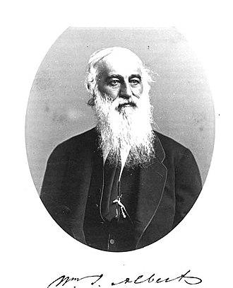 William Albert - Image: William Julian Albert U.S. Representative from Baltimore, Past and Present With Biographical Sketches of Its Representative Men, Richardson & Bennett, 1871, pg. 168
