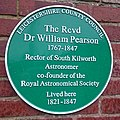 William pearson green plaque south kilworth.jpg