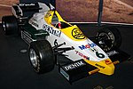 Williams FW09B front-right 2017 Williams Conference Centre.jpg