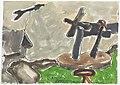 Wind Wheel (recto); Landscape with Weather Vane (verso) MET DP242088.jpg