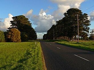 Boneo, Victoria - Boneo Road