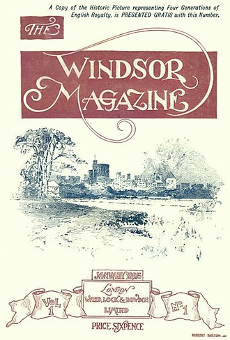 The Windsor Magazine - Volume 1, Number 1 (January 1895)