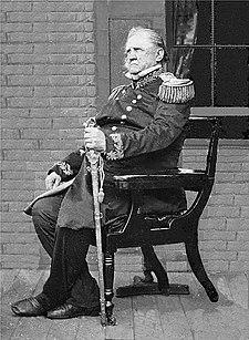 Winfield Scott Seated 1861