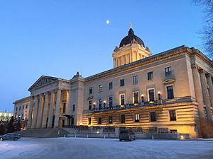 Winnipeg Capital Building