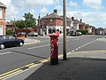 Winton, postbox No. BH9 140, Withermoor Road - geograph.org.uk - 873311.jpg