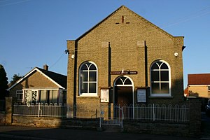 Witchford - Witchford Baptist Chapel