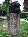 Wola Duchacka Wschod Krakow, sculpture.jpg