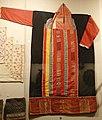 Woman's dress, Black Thai, Son La province - Vietnam National Museum of Fine Arts - Hanoi, Vietnam - DSC05163.JPG