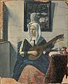 Woman Playing the Cittern by Han van Meegeren Rijksmuseum Amsterdam SK-A-4241.jpg
