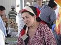 Woman Vendor in Chorsu Bazaar - Tashkent - Uzbekistan - 04 (7472119306).jpg