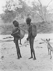 Australian men and black women