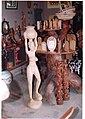 Wood carvings in Lagos, Nigeria.jpg