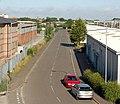 Woodside Park industrial units looking west - geograph.org.uk - 1398717.jpg