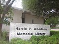 Woodson Library, Caldwell, TX IMG 1046.JPG