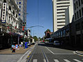 Worcester St, Christchurch, NZ, looking west.jpg