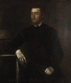 Portrait of Gerard Mercator