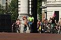 World Naked Bike Ride in London on The Mall, June 2013 (2).JPG