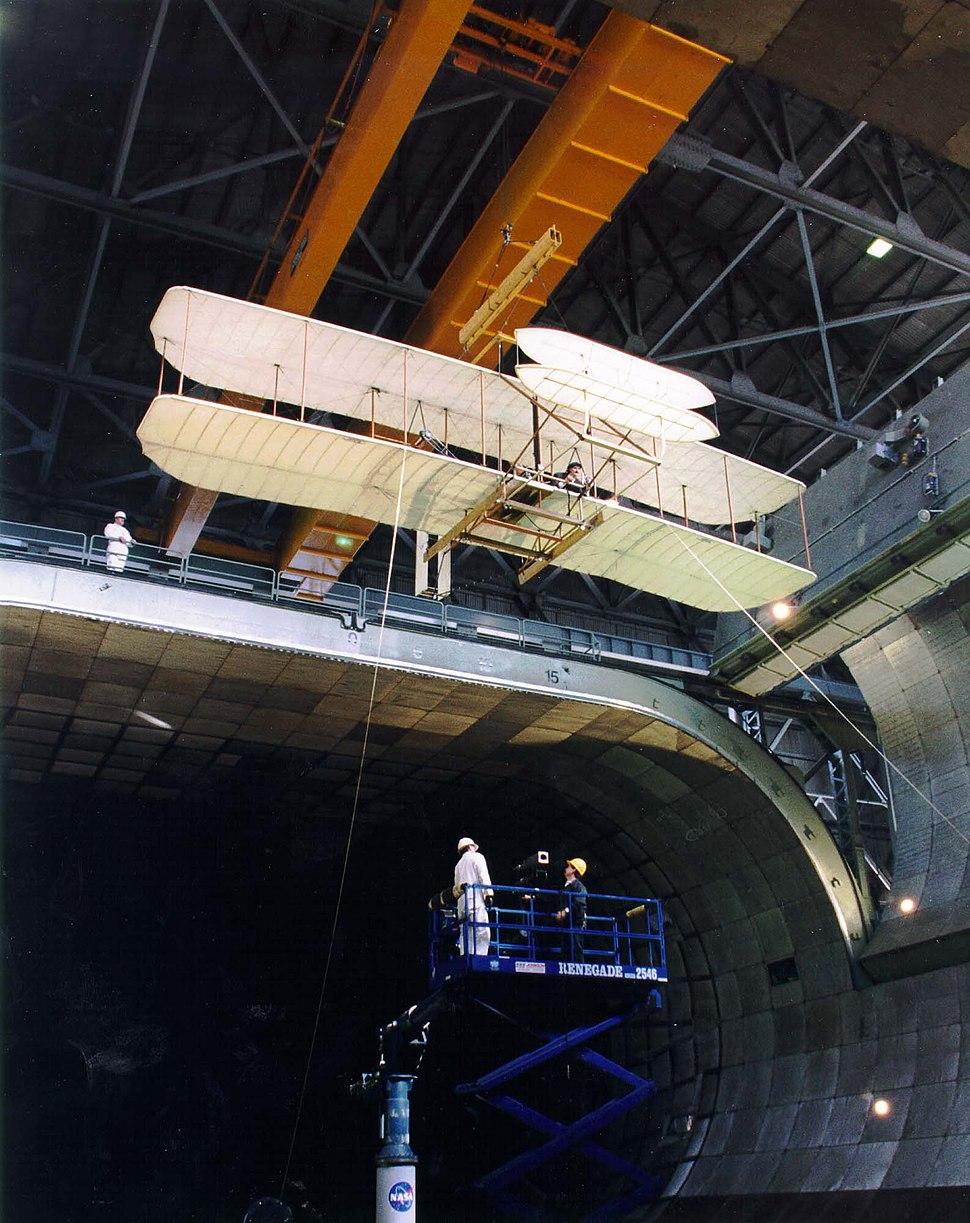 Wright Flyer wind-tunnel-large NASA