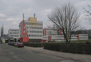 University of Zielona Góra - Campus B building