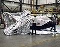X-38 Being Prepared for Shipment DVIDS718573.jpg