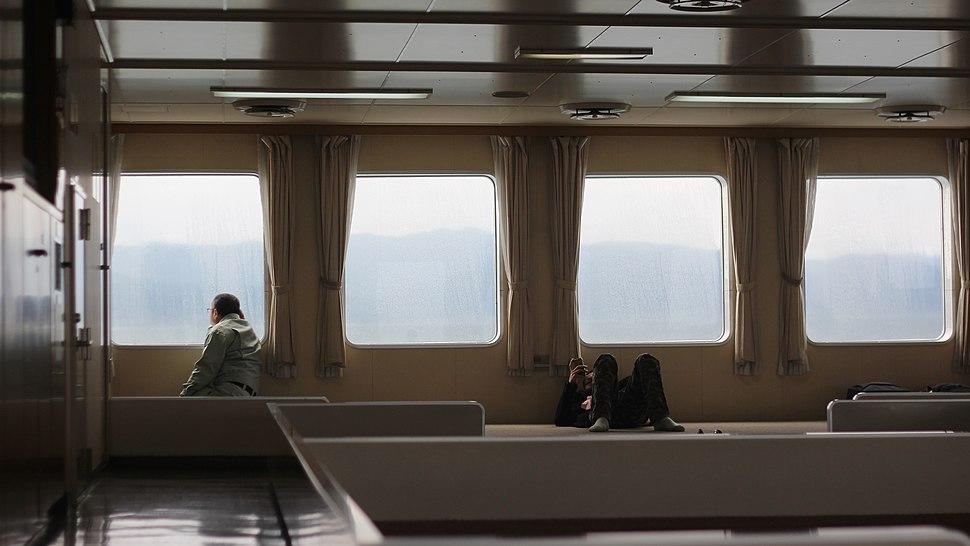 Yawatahama ferry